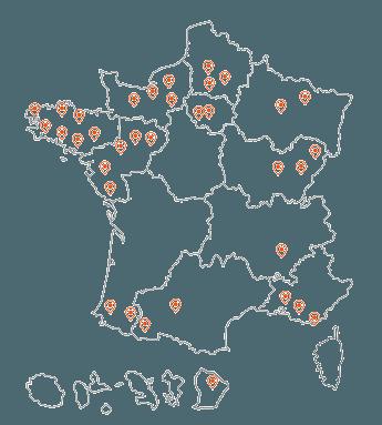 Carte Réseau Les Entrep'