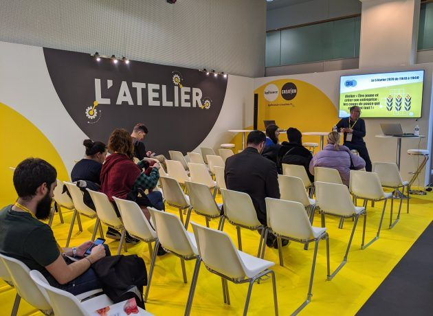 Atelier Les ENtrep BPI France kickstore alumni lesentrep