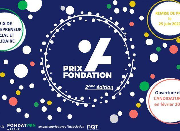 fondation arsene, Les Entrep' Prix de l'entrepreneur social et solidaire candidatures
