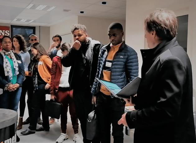 Job meetup Nantes Dintec Les Entrepp