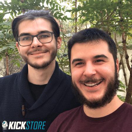 Kick Store Salon des Entrepreneurs Les Entrep'
