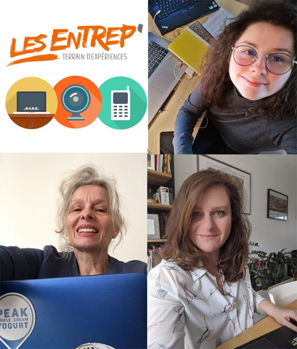 team home office Les Entrep'