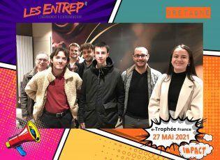 equipe laureate bretagne e-trophee