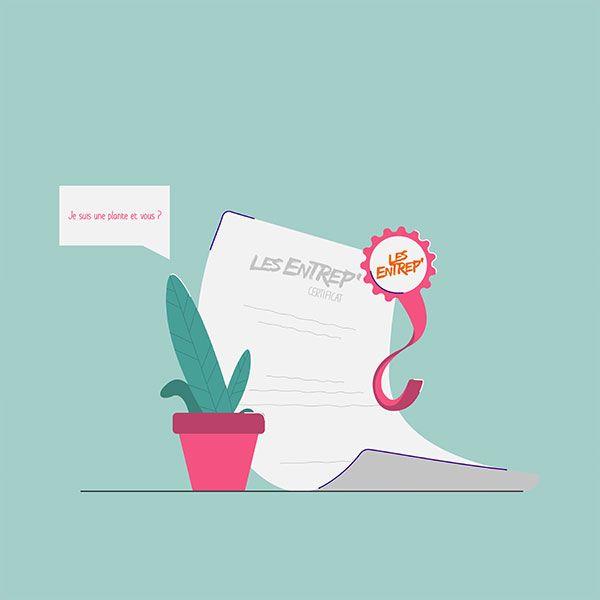 certificat étudiant entrepreneur
